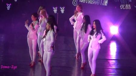 20150103 少女时代FM上海站 Gee-饭拍