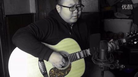 靠谱吉他手 陈奕迅的《好久不见》吉他弹唱 张小胖 第六期