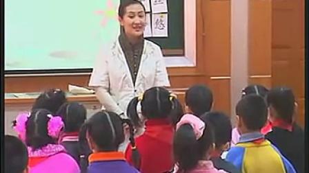 二年级上《妈妈不要送伞来》3小学语文常规教学视频校内公
