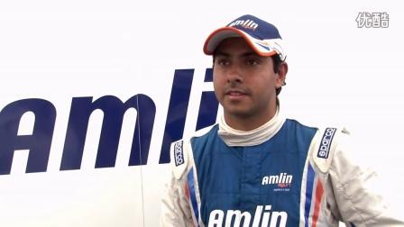 Punta del Este ePrix Salvador Duran post-race interview