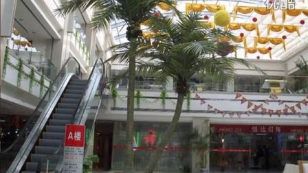 仿真树 客厅 仿真椰子树 婚纱影楼 青岛仿真树厂家