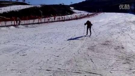 涉县五指山滑雪嗨皮