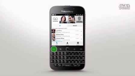 黑莓Classic使用教程演示:通话篇