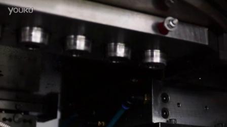 顺德工正精机一出八一步法注拉吹全自动吹瓶机