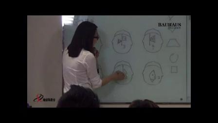 鲍毫斯美发学院染发理论课程教学4