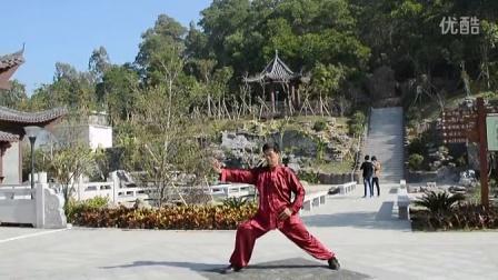 卓桂海之赵堡太极拳十三式(2015新年版))