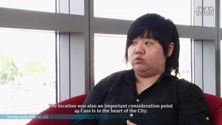 《Why Cass》卡斯商学院官方出品:系列嘉宾访谈视频——UG精算系学生篇