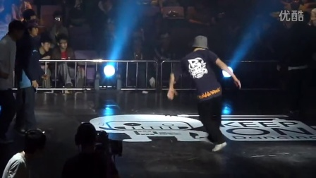 BBOY PHYSICX MOUSE TINO ROCK 2TOUCH NAUTY1 VS R-FUNKIST(韩)