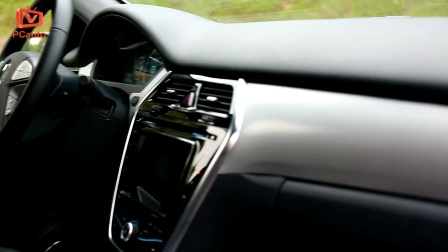 电动的未来并不远 试驾腾势纯电动车