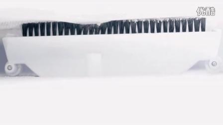 小蛋空气净化器初效滤网自清洁视频