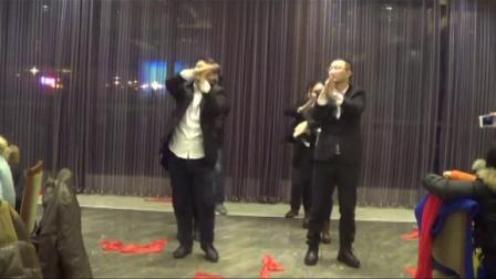 小牛电商【串烧舞蹈】元旦晚会 公司元旦年会表演 部门集体演出