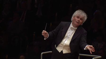 比才卡门--拉特指挥柏林爱乐乐团于柏林音乐厅(2012.04.21)