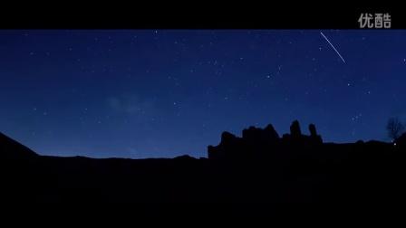 Brecon Beacons 国家公园和星空延时摄影