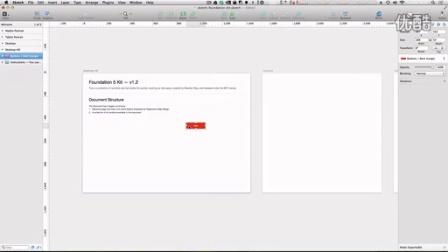 Sketch 3 Tutorials - #12 Foundation 5 UI Kit