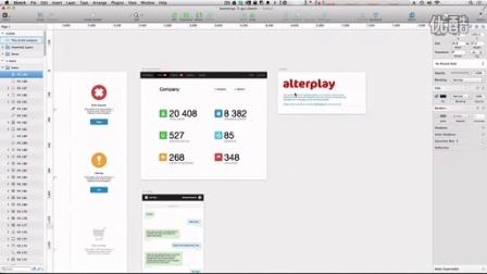 Sketch 3 Tutorials - #13 Bootstrap 3 UI Kit