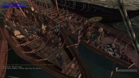 最新骑砍DLC《维京征服》试玩解说