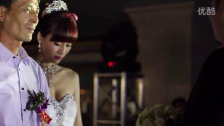 朗艺婚礼主持人学利2015最新视频