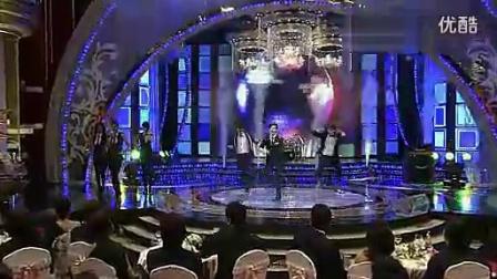 【中字】2010 金秀贤 SBS演技大赏最佳新人奖 跳舞cut