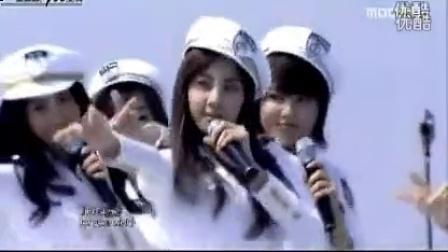 韩国美女都在跳的小鸡小鸡舞 高清版