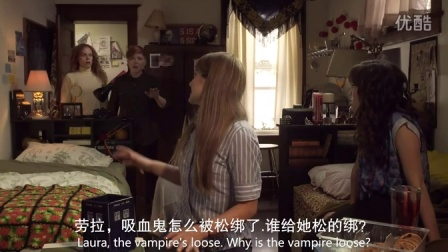 Carmilla - Episode 23 - Based on the J. Sheridan Le Fanu Novella_x264