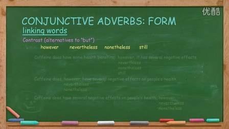 英语写作 English Writing Lesson 9: Conjunctive Adverbs