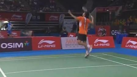 SF - MS - Takuma Ueda vs Boonsak Ponsana - 2013 Li-Ning Singapore Open (hq)