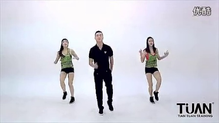 王广成健身舞蹈―鸭梨大正面演示