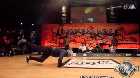 【粉红豹】BBOY SONIC vs CHEERITO (UNBREAKABLE 2014)