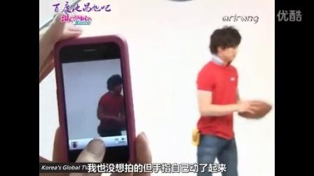 阿里郎TV ShowBiz Korea2011photoshoot 中字
