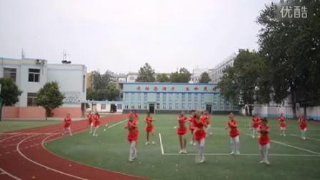 小苹果儿童舞蹈:校园版 少儿 小朋友们跳的太棒了