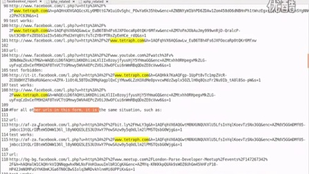脸书网(Facebook)公开重定向(Open Redirect)计算机网络安全网站漏洞