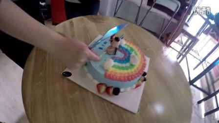 徐子睿周岁 蛋糕