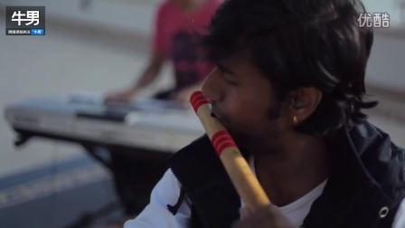 印度牛人用传统乐器演奏神探夏洛克主题曲