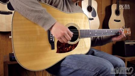 Sumi D 手工民谣吉他 冈崎伦典使用 评测视频 沁音原声