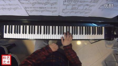 匆匆那年-钢琴慢练示范版-武_tan8.com