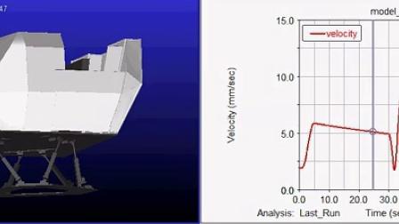 飞行模拟器动画演示