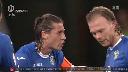 亚洲杯-中国2-1逆转乌兹别克 两连胜提前出线 晚间体育新闻 150114