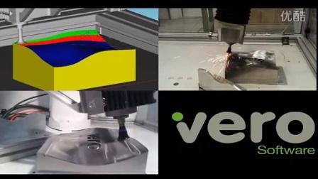 worknc 23版 机器人模块加工演示