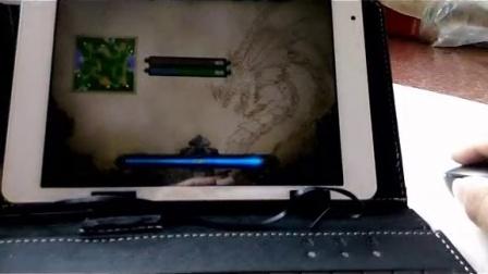 [龙组白龙]台电x89双系统版运行魔兽争霸3演示
