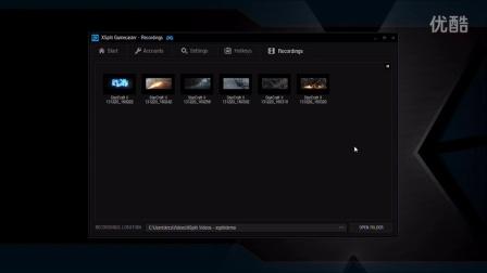 微星游戏笔记本独家技术:搭载线上直播软件XSplit Gamecaster