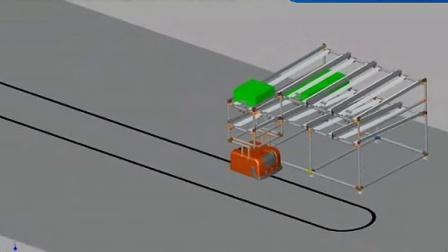 自动化物流运补系统TW01-20150115