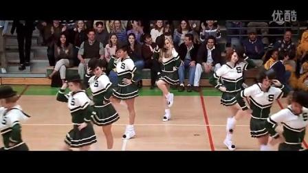 《美国丽人》经典片段之啦啦队表演