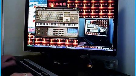 想家的时候 EOP键盘钢琴弹奏