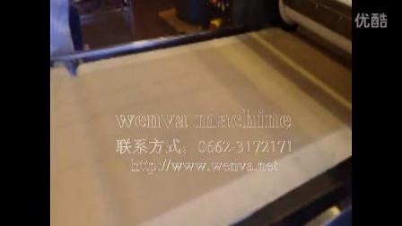 烘烤薯片机视频 全自动饼干机设备 饼干生产线