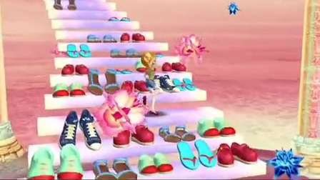 幼儿儿歌拼音快乐屋--会长大的鞋子