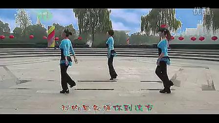 2013最新广场舞-走天涯  附正反分解动作 高清