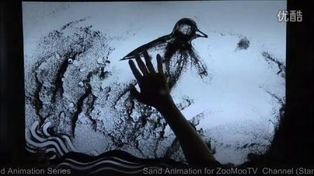 ZooMoo 频道 - 沙画系列:企鹅