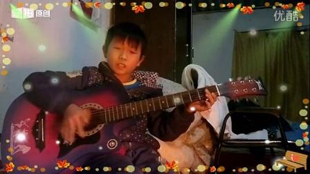 吉他弹唱 模仿陈楚生姑娘