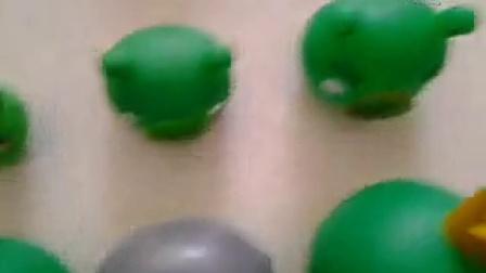 愤怒的小鸟玩具介绍_标清
