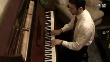 【权利的游戏 片头曲】钢琴版。_标清